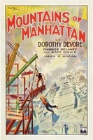 Mountains of Manhattan movie poster