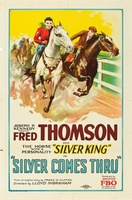 Silver Comes Through movie poster
