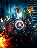 The Avengers #743066 movie poster