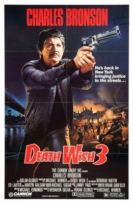Death Wish 3 poster #744194