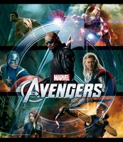The Avengers #744467 movie poster