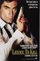 Licence To Kill #744636 movie poster