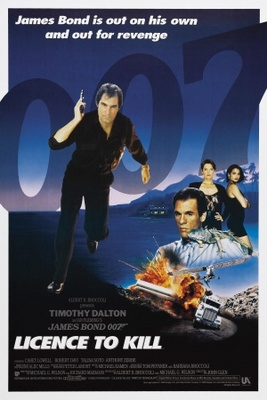 Licence To Kill poster #744637
