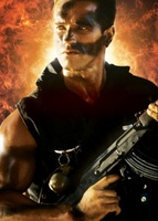 Commando movie poster