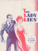The Lady Lies movie poster