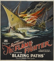 The Flame Fighter movie poster