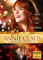 Annie Claus is Coming to Town movie poster