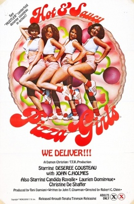 Hot & Saucy Pizza Girls poster #749152