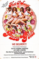Hot & Saucy Pizza Girls movie poster