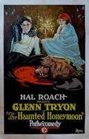The Haunted Honeymoon movie poster
