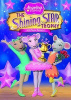 Angelina Ballerina: Shining Star Trophy Movie movie poster