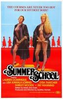 Summer School movie poster