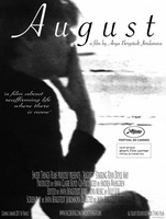 August movie poster