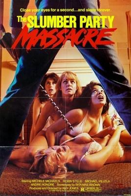 The Slumber Party Massacre poster #749405