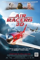 Air Racers 3D movie poster