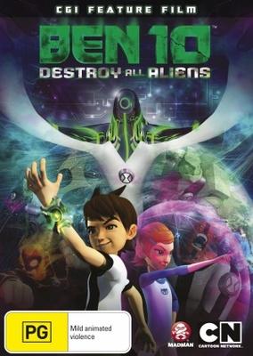 Ben 10 Destroy All Aliens poster #749556