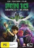 Ben 10 Destroy All Aliens #749556 movie poster