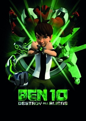 Ben 10 Destroy All Aliens poster #749557