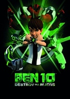 Ben 10 Destroy All Aliens #749557 movie poster