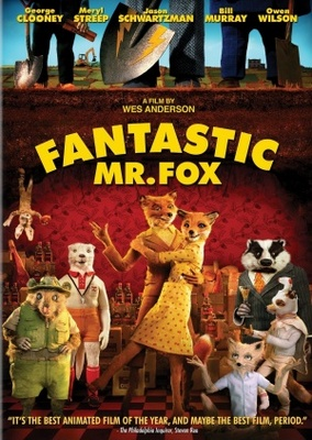 Fantastic Mr Fox Movie Poster 749595 Movieposters2 Com