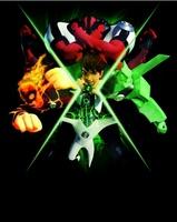 Ben 10 Destroy All Aliens movie poster