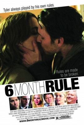 6 Month Rule poster #749930