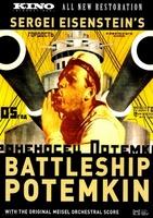 Bronenosets Potyomkin movie poster