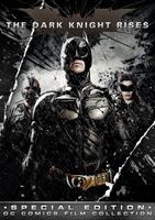 The Dark Knight Rises movie poster