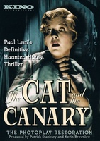 The Cat and the Canary movie poster
