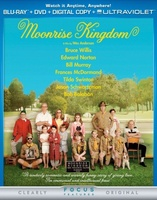 Moonrise Kingdom movie poster