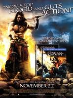 Conan the Barbarian movie poster