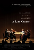 A Late Quartet movie poster