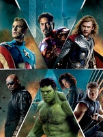 The Avengers #751342 movie poster