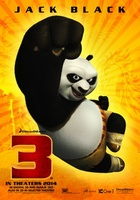 Kung Fu Panda 3 (2016) movie poster #752440