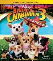 Beverly Hills Chihuahua 3: Viva La Fiesta! movie poster