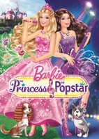 Barbie: The Princess & the Popstar movie poster