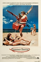 Summer Rental movie poster