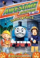 Awesome Adventures: Thrills and Chills Vol. 3 movie poster