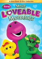 Barney: Most Lovable Moments movie poster