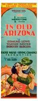 In Old Arizona movie poster