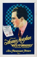White and Unmarried movie poster