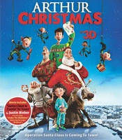 Arthur Christmas #766042 movie poster