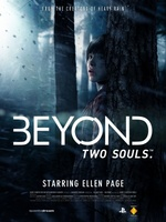 Beyond: Two Souls movie poster