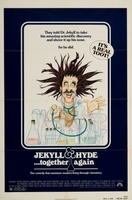 Jekyll and Hyde... Together Again movie poster