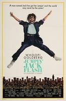 Jumpin' Jack Flash movie poster
