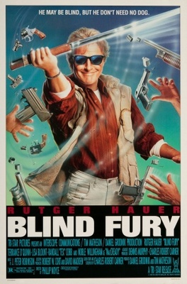Blind Fury poster #766443