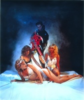 Slumber Party Massacre II movie poster