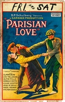 Parisian Love movie poster