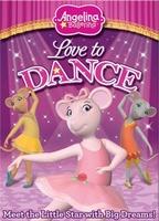 Angelina Ballerina: Love to Dance movie poster