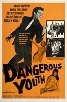 These Dangerous Years movie poster